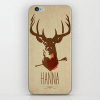 HANNA Film Tribute Poste… iPhone & iPod Skin