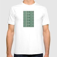 N.1 Mens Fitted Tee White SMALL