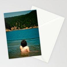 Le Lady Lake II Stationery Cards