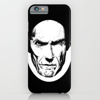 iPhone & iPod Case featuring Clint Eastwood by Zombie Rust
