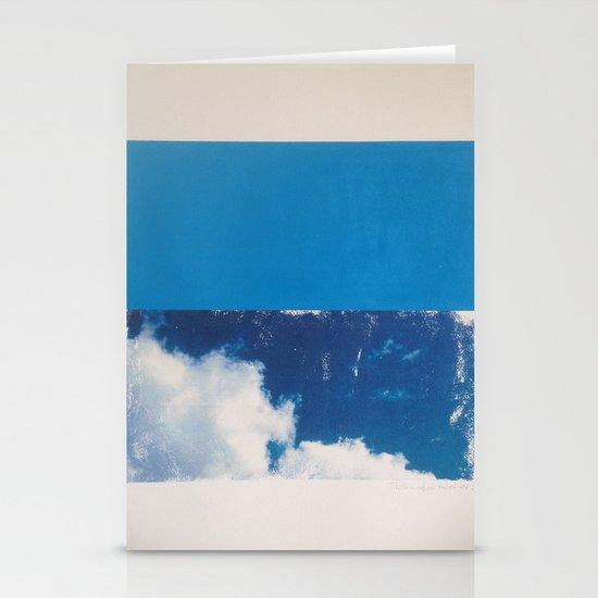 SKY/BLU Stationery Card