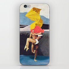 The Lovers vs the Elements - PAINTING iPhone & iPod Skin