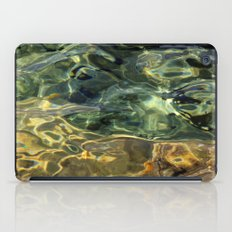 Water surface (3) iPad Case