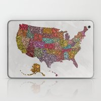 Home Of The Brave Laptop & iPad Skin