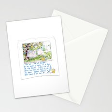 Springtime Dreams Stationery Cards