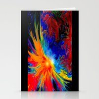 Massive Ejection Stationery Cards