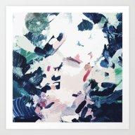 Palette No. Seventeen Art Print
