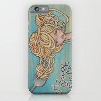 A Saucy Dish iPhone 6 Slim Case