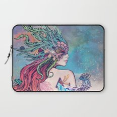 The Last Mermaid Laptop Sleeve