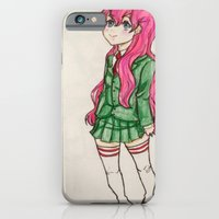 anime iPhone & iPod Cases featuring anime  by ArtGuts