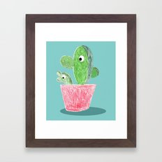 Catus Framed Art Print