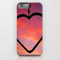 Love Sunset iPhone 6 Slim Case