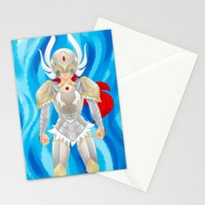 Leora of Valor Stationery Cards