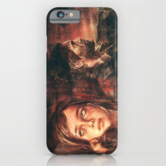 The Road Less Traveled iPhone & iPod Case