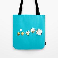 Microwavolution  Tote Bag