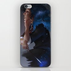 Ms Granger iPhone & iPod Skin