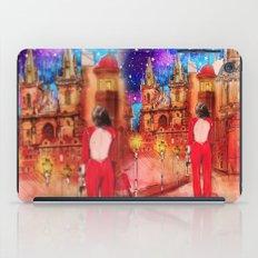 Meet Me In Prague iPad Case