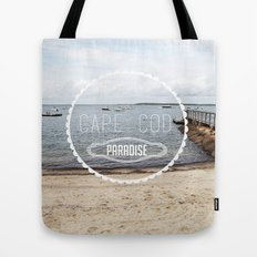 Cape Cod Paradise  Tote Bag