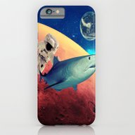 iPhone & iPod Case featuring Shark by Cs025