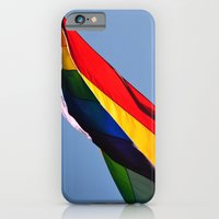Pride Flag iPhone 6 Slim Case