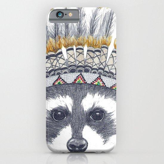 Festivale Raccoon iPhone & iPod Case