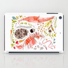 WASHED OUT OF OUR BONES iPad Case