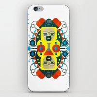 Heisenberg fan art iPhone & iPod Skin