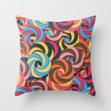 Keep It Healthy Throw Pillow