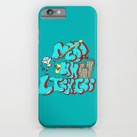 Nerds Are Heroes iPhone 6 Slim Case