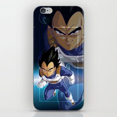 Vegeta iPhone & iPod Skin