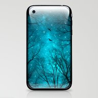 iPhone & iPod Skin featuring Stars Can't Shine Withou… by Soaring Anchor Desig…