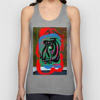 Hearts And Minds Are Not… Unisex Tank Top