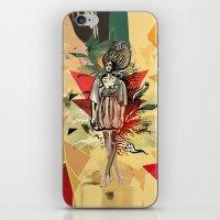Summertime Dream iPhone & iPod Skin