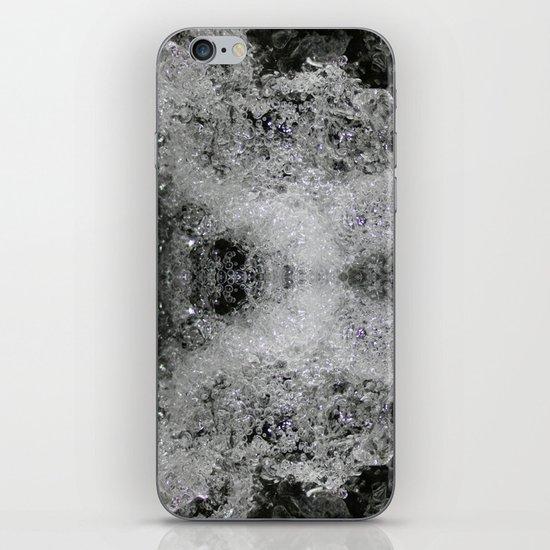 Foam Butterfly iPhone & iPod Skin