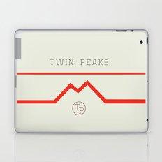 Twin Peaks High School Laptop & iPad Skin
