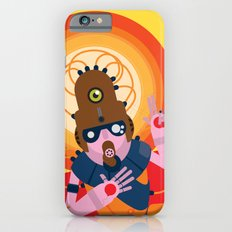 The inscrutable Lord ov Data iPhone 6 Slim Case