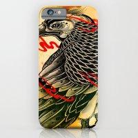 iPhone & iPod Case featuring hawkeye by sharktankillustrations