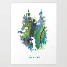 Tom McCall's Oregon Art Print