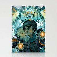 Aztec Gundam Stationery Cards