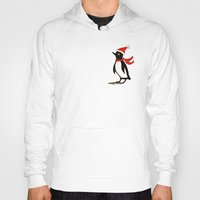 Holiday Penguin Hoody