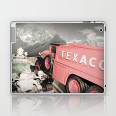 Passing Gas (With a Smile) Laptop & iPad Skin