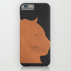 All lines lead to the...Inverted Tiger iPhone 6 Slim Case