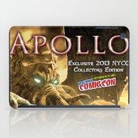 Apollo - Cover Art iPad Case