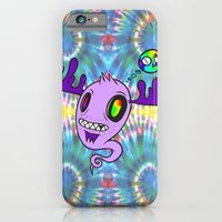 iPhone & iPod Case featuring Feel The Rainbow by 8 BOMB