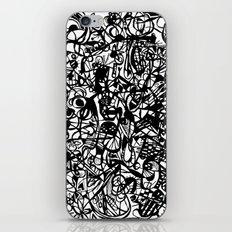 Scan #5 iPhone & iPod Skin