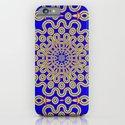 The Colourful Curly Mandala iPhone & iPod Case