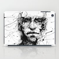 Lines Hold The Memories iPad Case