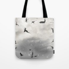 Fly Birds Fly Tote Bag
