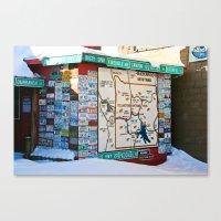 Buckaroo Bills Canvas Print