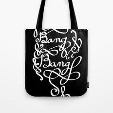 Bang Bang (white ver.) Tote Bag